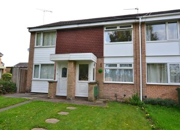 Thumbnail 2 bed town house for sale in Tyler Court, Shepshed, Leicestershire