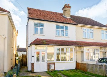 Thumbnail 3 bedroom semi-detached house to rent in Beaumont Avenue, Clacton-On-Sea