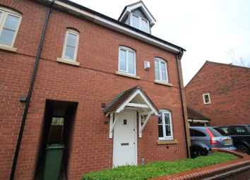 Thumbnail 3 bed detached house to rent in Eccleshall, Stafford, Staffordshire