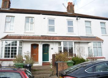 Thumbnail 2 bed cottage for sale in Rosebery Road, Epsom