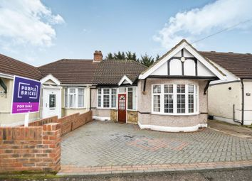 Thumbnail 2 bedroom semi-detached bungalow for sale in Hawthorn Road, Buckhurst Hill