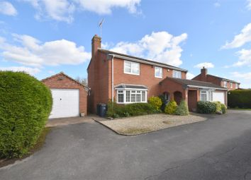 Thumbnail 4 bed detached house for sale in Grove Crescent, Upton-Upon-Severn, Worcester