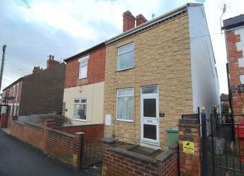 Thumbnail 2 bed terraced house to rent in Town Street, Pinxton, Nottingham