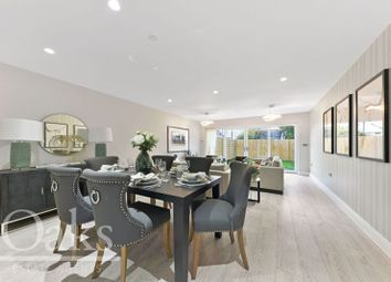 Thumbnail 4 bed end terrace house for sale in Canmore Gardens, London