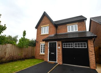 Thumbnail 3 bed detached house for sale in Priors Lea Court, Fulwood, Preston, Lancashire