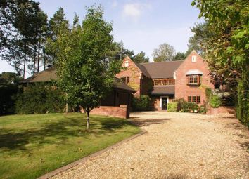 Thumbnail 5 bed detached house for sale in St. Aldhelms Close, Branksome Park, Poole