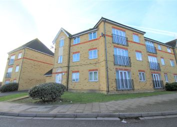 Thumbnail 2 bed flat to rent in Hill View Drive, London