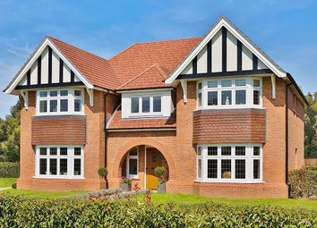 Thumbnail 5 bed detached house for sale in Jopling Road, Bisley, Woking