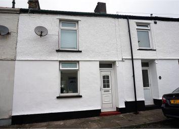 Thumbnail 2 bed terraced house for sale in Overton Street, Merthyr Tydfil