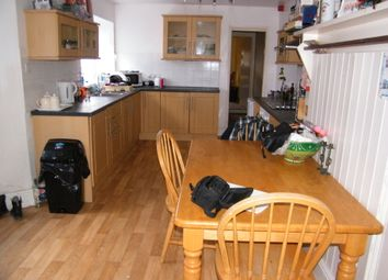 Thumbnail 8 bed terraced house to rent in Gyllyngvase Terrace, Falmouth