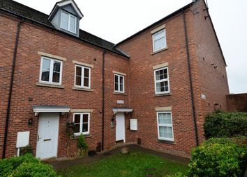 Thumbnail 2 bed flat to rent in Macmillan Mews, Old Road, Chesterfield