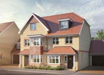 Thumbnail 4 bed flat for sale in Jubilee Meadows, Felcott Road, Hersham, Surrey