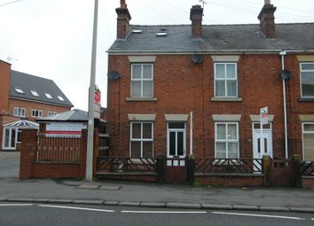 Thumbnail 3 bed end terrace house for sale in Chatsworth Road, Brampton, Chesterfield