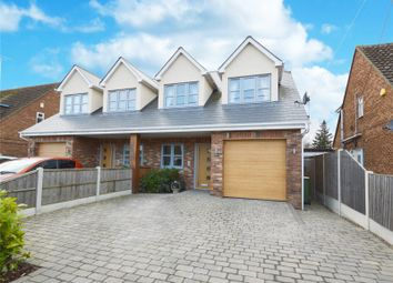 Thumbnail 3 bed semi-detached house for sale in Parklands, Rochford, Essex
