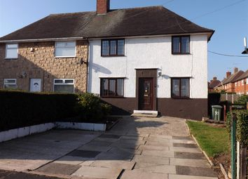 Thumbnail 3 bed semi-detached house for sale in William Street, Eckington, Chesterfield