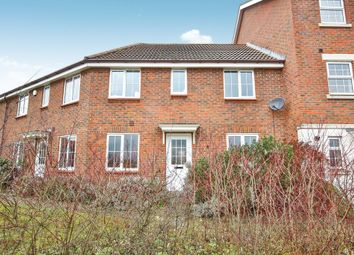 Thumbnail 3 bed semi-detached house for sale in Abbey Road, Wymondham