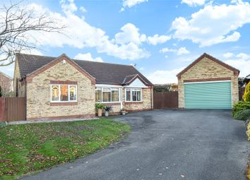 Thumbnail 3 bed bungalow for sale in Mansford Close, Nettleham