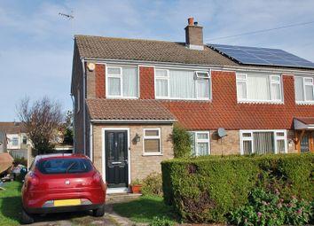 Thumbnail 3 bedroom semi-detached house for sale in Waterloo Road, Alverstoke, Gosport