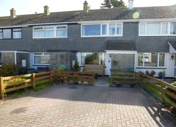 Thumbnail 3 bed terraced house for sale in Manor Way, Heamoor, Penzance