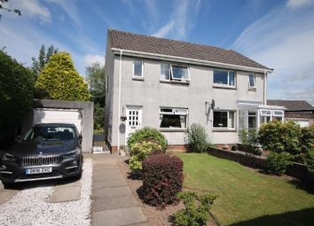 Thumbnail 3 bed semi-detached house for sale in Coleridge Avenue, Bothwell, Glasgow
