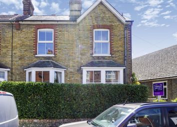 Thumbnail 3 bed end terrace house for sale in Crescent Road, Birchington