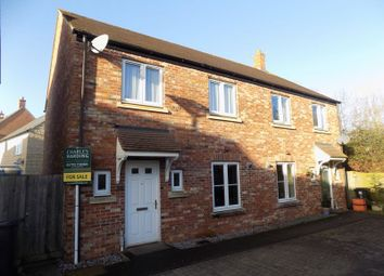 Thumbnail 3 bedroom semi-detached house for sale in Twineham Road, Blunsdon, Swindon