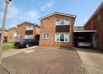 Thumbnail 3 bed link-detached house for sale in Irlam Road, Ipswich