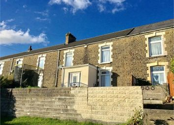 Thumbnail 4 bedroom terraced house for sale in Ferry View, Skewen, Neath, West Glamorgan