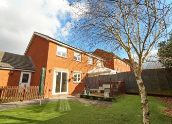 Thumbnail 3 bed semi-detached house to rent in Tarnock Avenue, Hengrove, Bristol