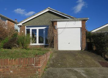 Thumbnail 4 bedroom detached bungalow to rent in Howey Close, Newhaven
