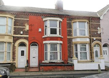 Thumbnail 3 bed terraced house to rent in Antonio Street, Bootle, Liverpool