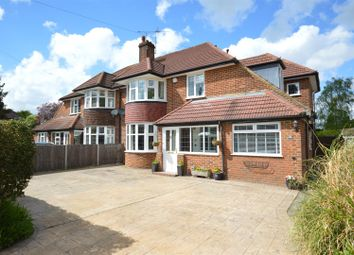 Thumbnail 4 bedroom semi-detached house for sale in Shelvers Way, Tadworth