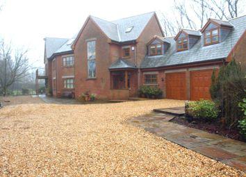 Thumbnail 6 bedroom detached house for sale in Rivington Road, Belmont, Bolton