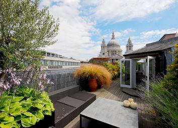 Thumbnail 3 bed flat to rent in Lambert House, 2 Ludgate Square, London