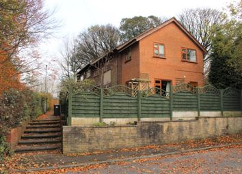 Thumbnail 4 bedroom semi-detached house for sale in St Charles Close, Hadfield, Glossop