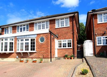 Thumbnail 4 bedroom semi-detached house for sale in The Maltings, Hunton Bridge, Kings Langley