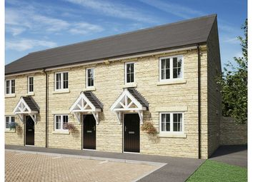 Thumbnail 1 bedroom terraced house for sale in Plot 14, Corsham Rise, Portland Rise, Corsham, Wiltshire