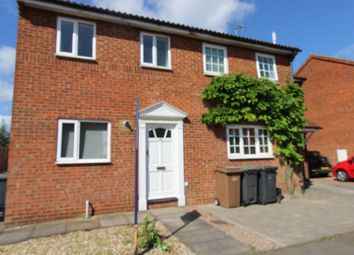 Thumbnail 2 bedroom property to rent in Barnston Close, Luton