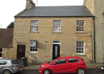 Thumbnail 2 bed flat to rent in Newtown, Cupar
