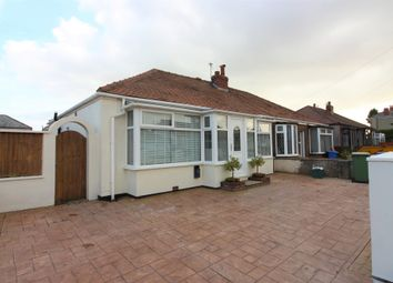Thumbnail 3 bed bungalow to rent in Rossendale Avenue North, Thornton, Lancashire