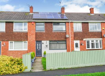 Thumbnail 3 bed terraced house for sale in Quantock Close, Warmley