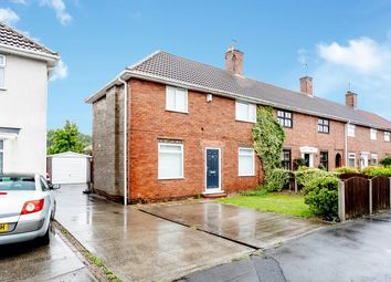 Thumbnail 2 bed end terrace house for sale in Stokesley Crescent, Billingham