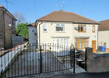 Thumbnail 3 bed semi-detached house for sale in Lister Crescent, Charnock, Sheffield