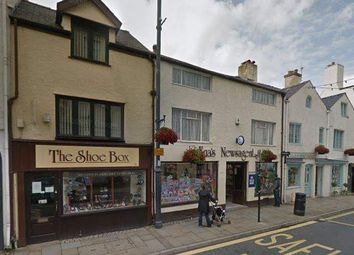 Thumbnail Retail premises for sale in Beaumaris LL58, UK