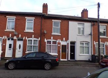 Thumbnail 2 bedroom terraced house for sale in Miner Street, Birchills, Walsall, .