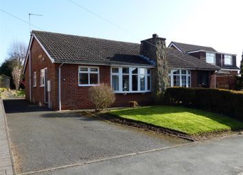 Thumbnail 2 bed semi-detached bungalow for sale in Strawberry Lane, Blackfordby, Swadlincote