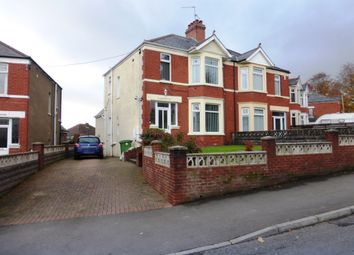 3 bed semi-detached house for sale in Church Road, Rumney, Cardiff CF3