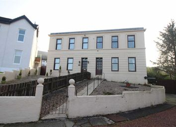 Thumbnail 2 bedroom flat for sale in Ivybank Crescent, Port Glasgow