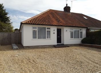 Thumbnail 3 bed bungalow to rent in Broom Avenue, Thorpe St. Andrew, Norwich