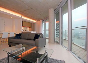 Thumbnail 3 bed flat to rent in Tidal Basin Road, Royal Docks, London